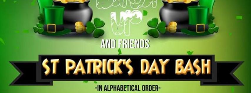 Baked Up & Friends: St. Patrick's Day Bash