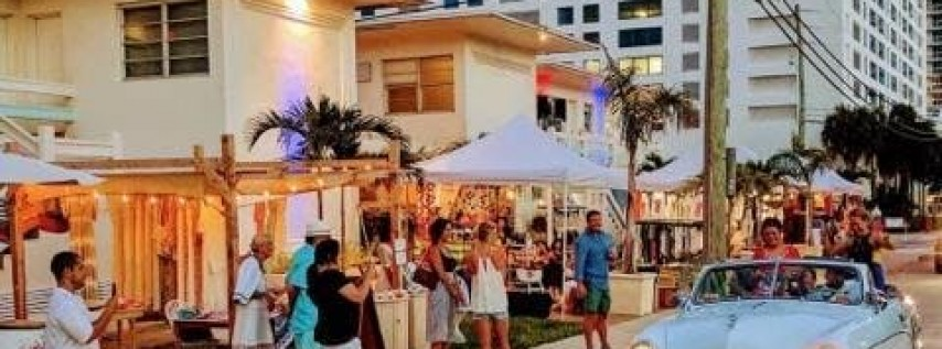 Get Ready for Summer Boho Block Party on Breakers Ave