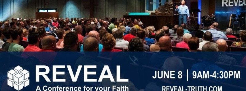 Reveal - A Conference For Your Faith
