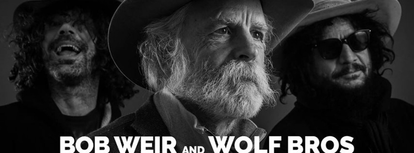 Bob Weir and Wolf Bros