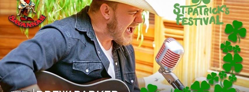 Drew Parker Live at Saddlebags (Mar. 15th)