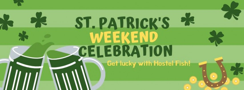 St. Patrick's Weekend Celebration