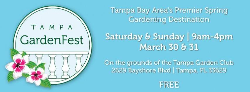 Tampa GardenFest