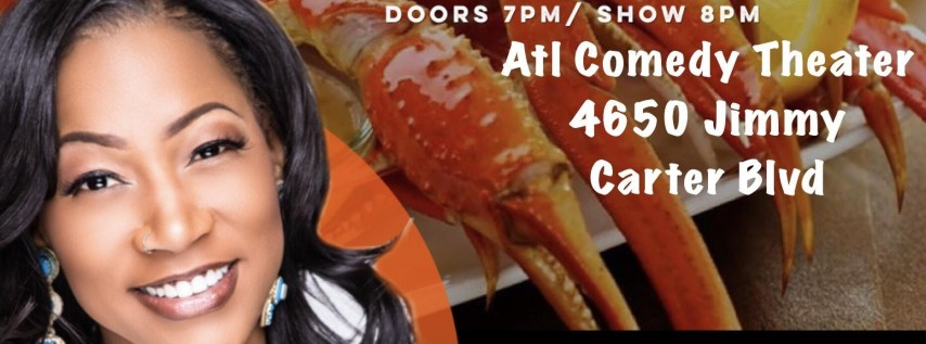 Crablegs & Comedy @ATL Comedy Theater