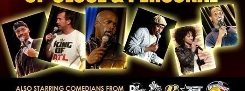 All Stars of Comedy at Oak Lounge