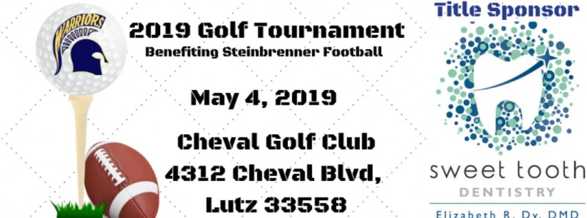 Steinbrenner Warrior Football Golf Tournament Sponsorship Opportunities