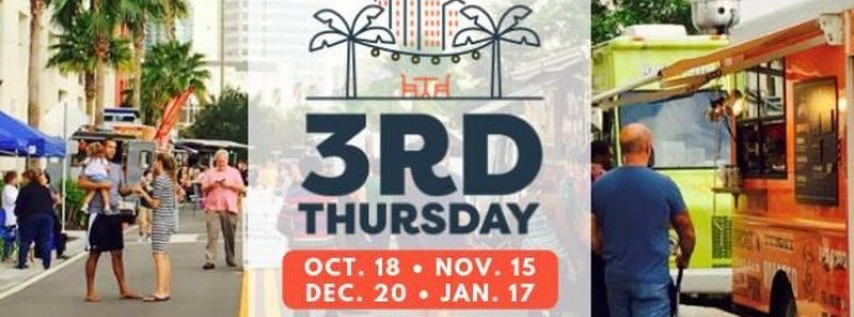 3rd Thrusday date ideas Tampa