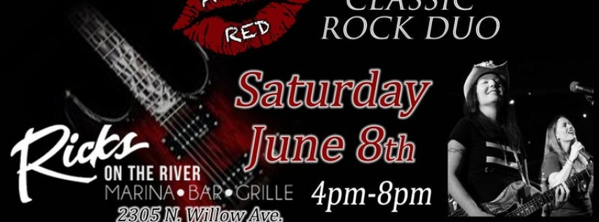 April Red LIVE at Rick's on the River in Tampa!