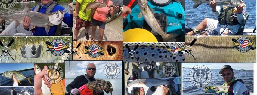 Kayak Fishing & BBQ