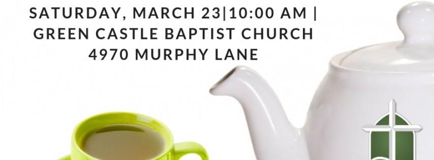 Green Castle Baptist Church Annual Women's Tea