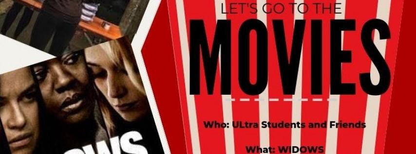 Movie Night with ULtra - Widows