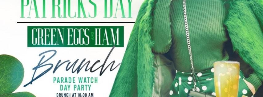ST PATRICK'S DAY PARADE (GREEN EGGS & HAM BRUNCH) | SAT. 03/16/19 @ 10AM UNTIL | BONNETS NOLA