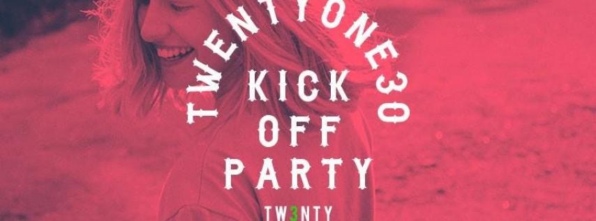 TwentyOne30 Kickoff Party at Fueled Collective
