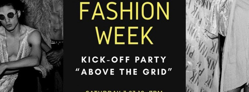 A Taste of Fashion Week - Kickoff Party
