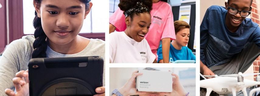 Verizon Learning Lab: Internet of Things (New Orleans, LA)