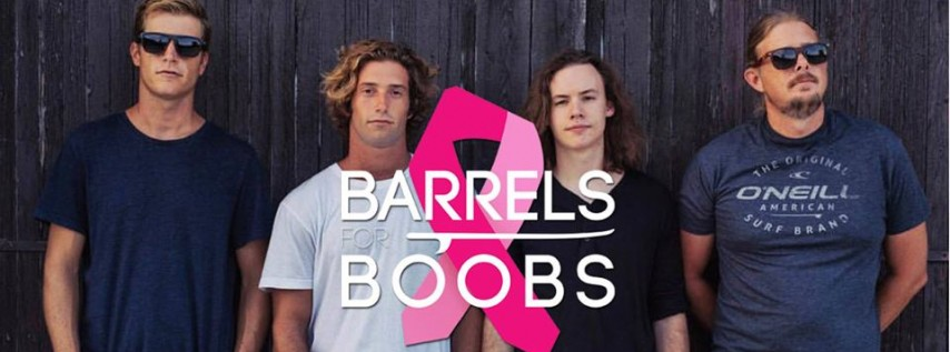 Official Barrels for Boobs After Party with Kapowski