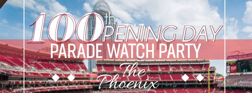 Opening Day Parade Party 2019
