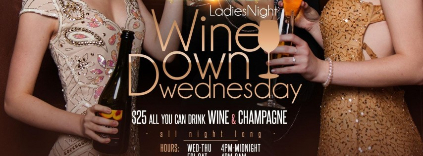 Wine Down Wednesday - Dr. Phillips