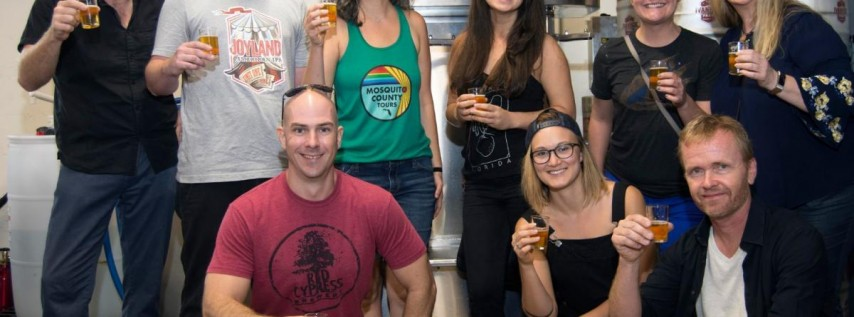 Barley Row Craft Beer Tour