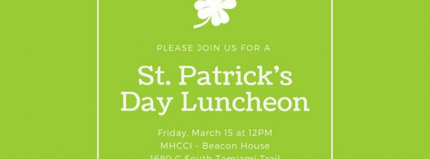 Beacon House St. Patrick's Day Luncheon