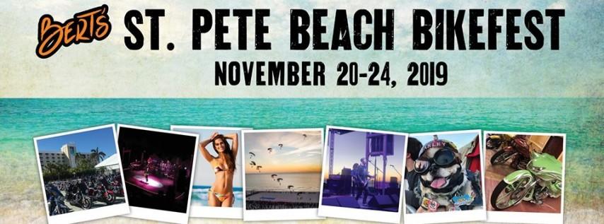 St. Pete Beach BikeFest 2019
