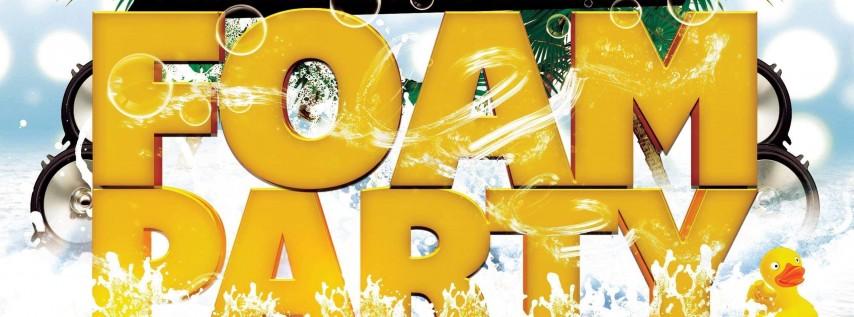 ABC FOAM PARTY