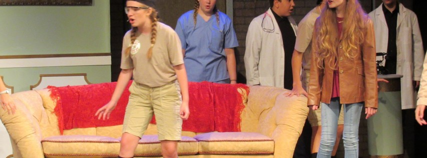 Theater Camp at the Alhambra Ages 9 - 12