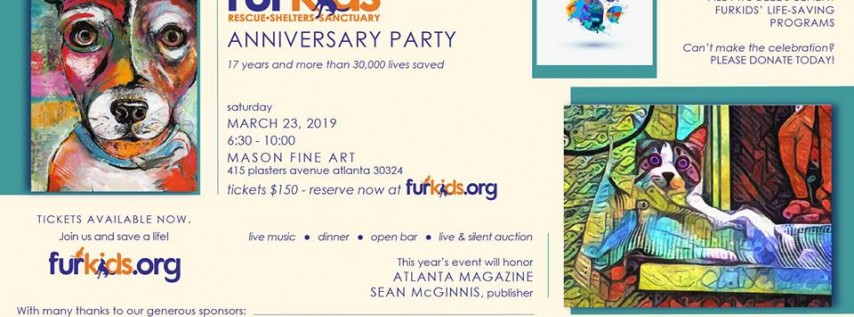 Furkids 17th Anniversary Party!