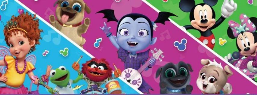 Disney Jr. Play Date: Dance Party