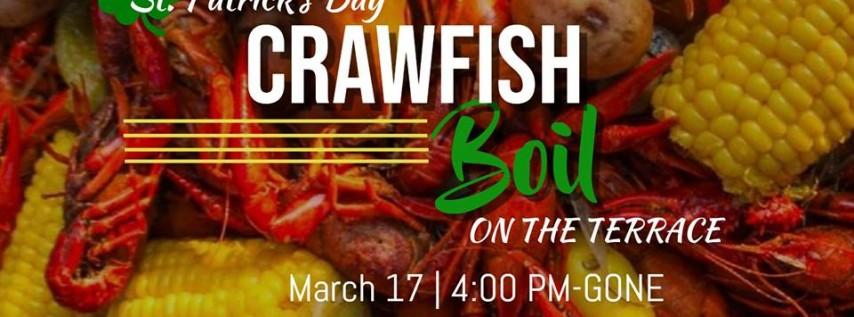 St. Paddy's Day Crawfish Boil
