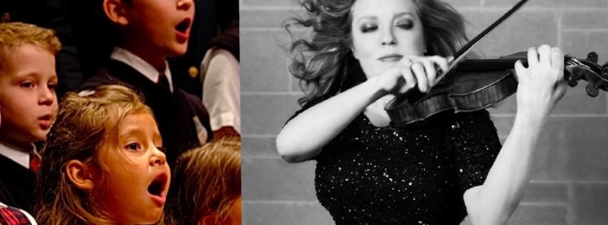Rachel Barton Pine Benefit Concert