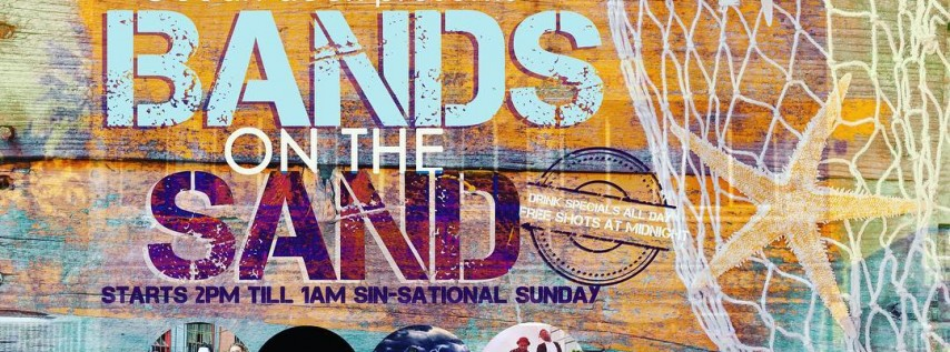Bands on the Sand