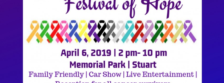 Festival of Hope-- A Relay For Life event