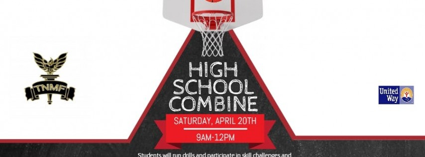 HIGH SCHOOL BASKETBALL COMBINE presented by Dryades YMCA
