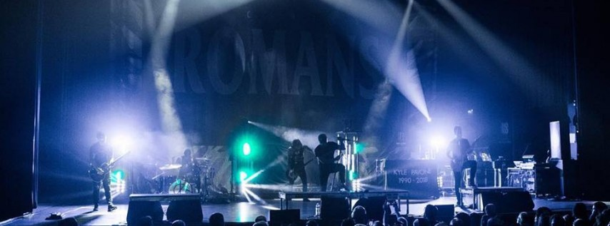 We Came As Romans, Crown the Empire, Erra, Shvpes at The Orpheum