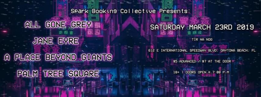 SBC Presents: All Gone Grey & friends at Tir na nOg