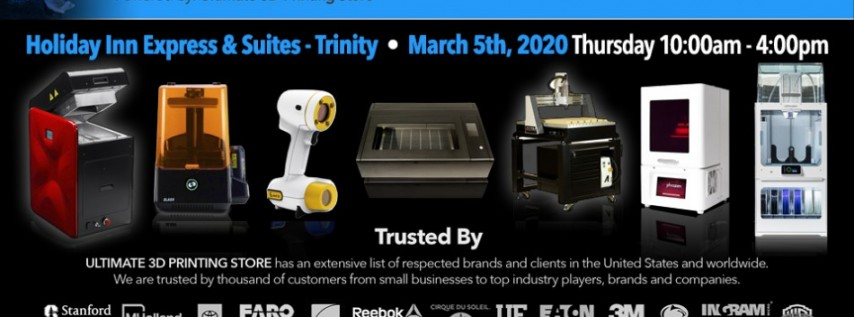 Tampa Bay's Advanced Manufacturing & Product Demonstration