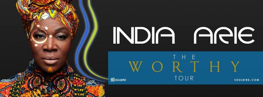 India.Arie-The Worthy Tour