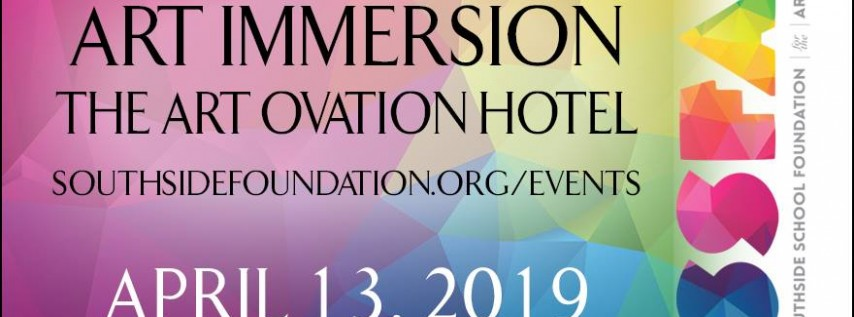 Art Immersion at The Ovation Hotel