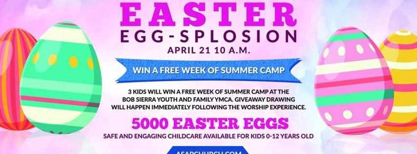 Easter Egg-Splosion