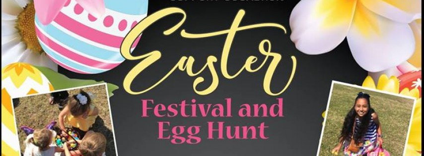 Easter Festival & Egg Hunt
