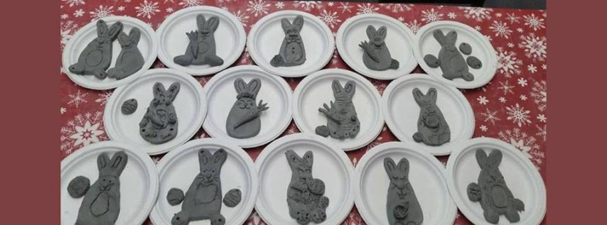 Easter Clay Date