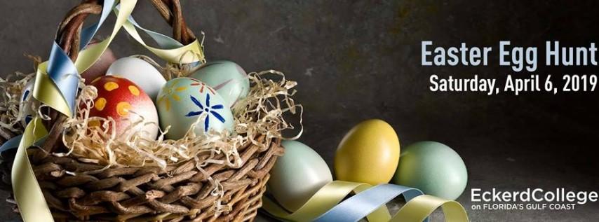 Eckerd College Easter Egg Hunt