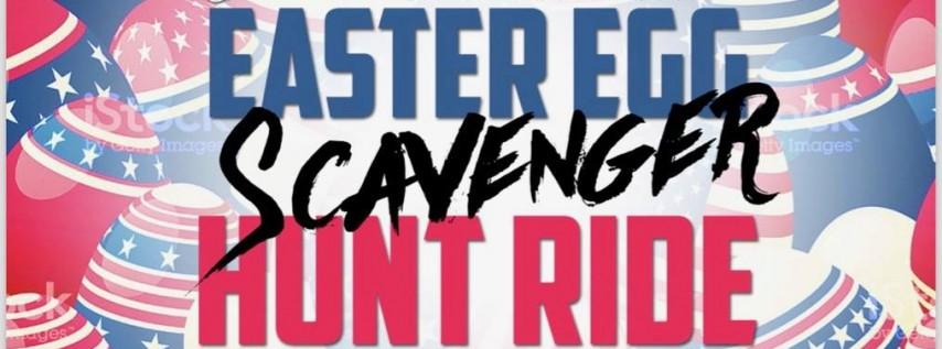 Inaugural Easter Egg Scavenger Hunt Ride