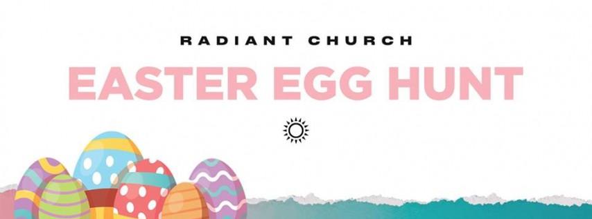 Family Easter Egg Hunt!