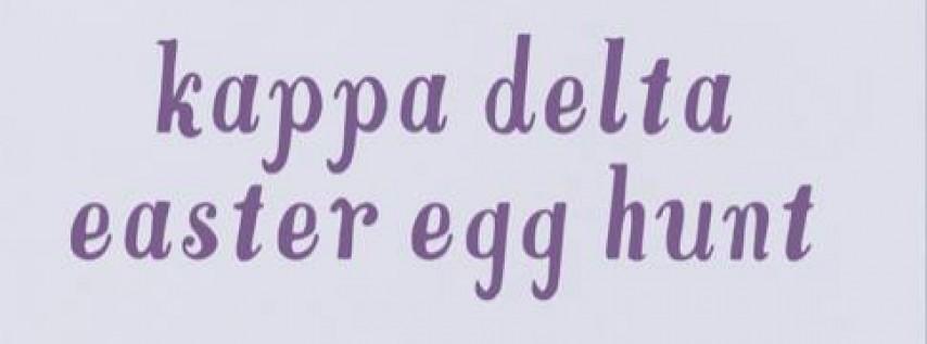 KD Easter Egg Hunt