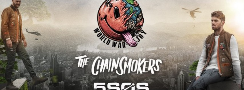 The Chainsmokers/5 Seconds of Summer/Lennon Stella: World War Joy Tour
