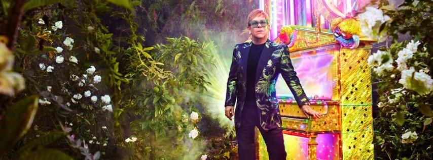 RESCHEDULED: Elton John: Farewell Yellow Brick Road