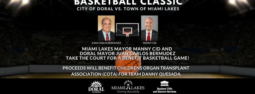 Mayor's Basketball Classic (2019)