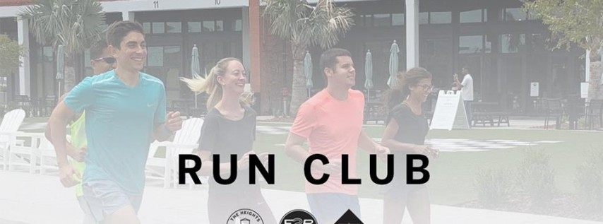 Armature Works Run Club - March 20th